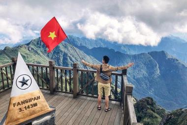 HCM - Hà Nội - Sapa - Lào Cai - Bái Đính - Hạ Long 5N4Đ Bay Vietjet