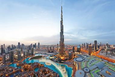 Hải Phòng - Hà Nội - Dubai - Abu Dhabi - Sa Mạc Safari 6N Bay EK