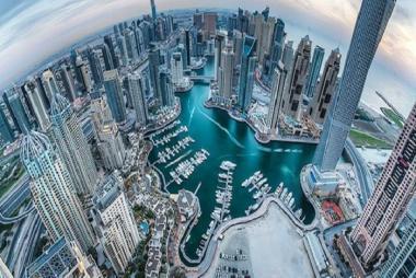 HCM - Dubai - Abu Dhabi 5N Bay Emirates Airlines