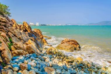 HCM - Quy Nhơn - Kỳ Co - Phú Yên - Gành Đá Dĩa - Biển Bãi Xếp 3N4Đ + Xe Lửa