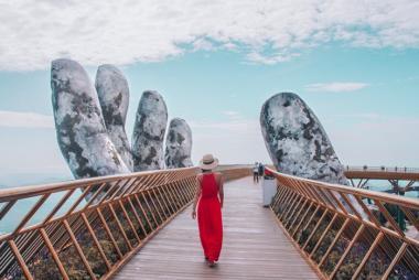 HCM - Đà Nẵng - Hội An - Bà Nà Hills 3N2Đ Trọn Gói + Vé Máy Bay