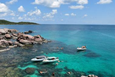 Landtour Tại Phú Quốc 4N3Đ - Nam Đảo - Bắc Đảo - Câu Cá Lặn Ngắm San Hô