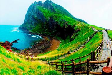 Hà Nội - Đảo Jeju 6N Bay Bamboo Airway