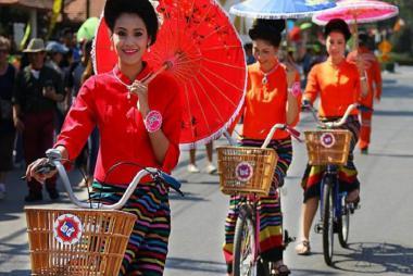 HCM - Chiang Mai - Chiang Rai 4N3Đ Bay Vietjet Air