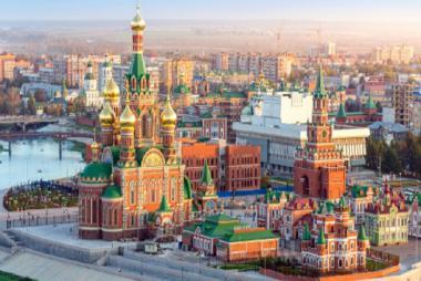HN/HCM - Matxcova - St.Peterburg - Matxcova 9 Ngày