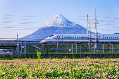 Hà Nội -Tokyo - Núi Phú Sỹ - Nagoya - Kyoto - Osaka 6N Bay VJ