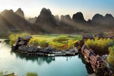 Hà Nội - Nam Ninh - Quế Lâm 4N3Đ