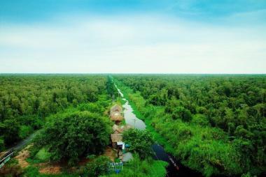 Landtour Tại Cần Thơ 4N3D - Miền Tây Mùa Nước Nổi