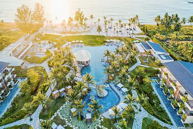 Combo Phú Quốc 3N2Đ - Sol Beach House 5*+ Vé Máy Bay