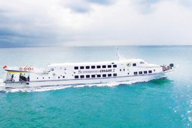 HCM - Sóc Trăng - Côn Đảo 2N2Đ - Tàu Cao Tốc Superdong