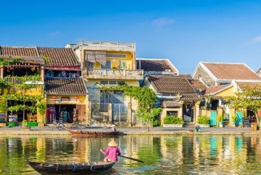 HCM - Đà Nẵng - Hành Trình Di Sản Miền Trung - 5N4Đ + Vé Máy Bay
