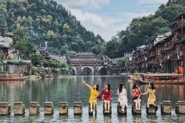 HCM - Trương Gia Giới - Thành Cổ Phượng Hoàng - Hồ Bảo Phong 4N3Đ