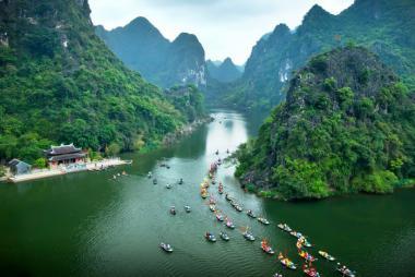 Đà Nẵng - Hà Nội - Sapa - Ninh Bình 4N3Đ + Vé Máy Bay