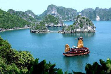 HCM - Trải Nghiệm Du Thuyền Trên Vịnh Hạ Long 3N2Đ + Bay Vietjet Air
