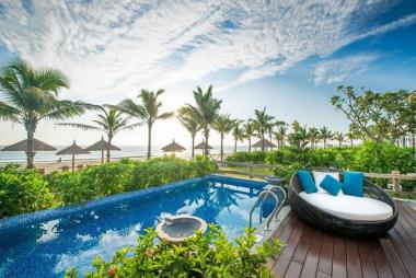 Combo Đà Nẵng 3N2Đ - Vinpearl Resort Đà Nẵng 5* + TNT Villa Hội An 3*+ Bay Vietnam Airlines