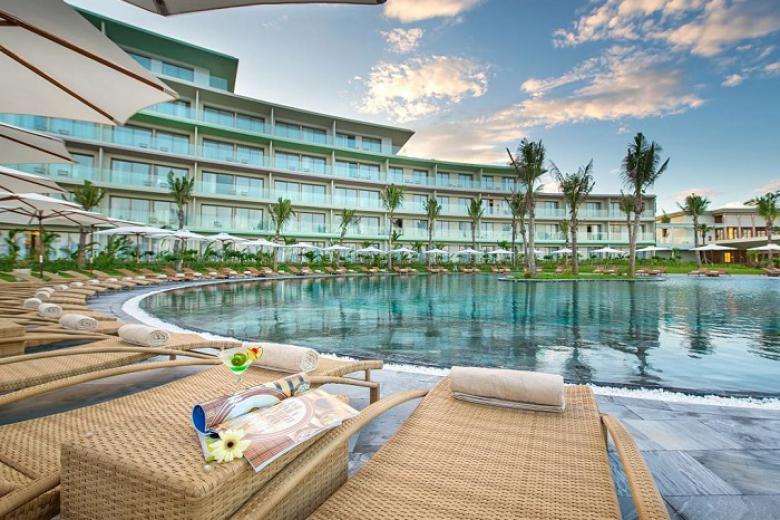 Voucher 2 ngày 1 đêm  FLC Luxury Hotel Sầm Sơn 5 sao