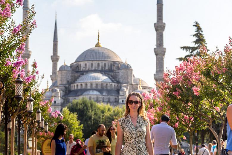 HCM - Istanbul - Canakkale - Kusadasi - Pamukkale - Konya - Cappadocia 9 Ngày - Bay Turkish Airlines