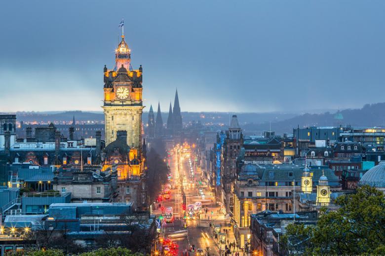 HCM - Anh Quốc - Scotland 8N7Đ