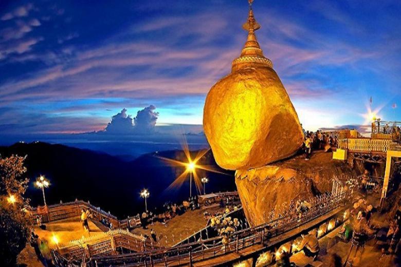 Cần Thơ - Yangon - Bago 4N3Đ + Bay Vietnam Airlines