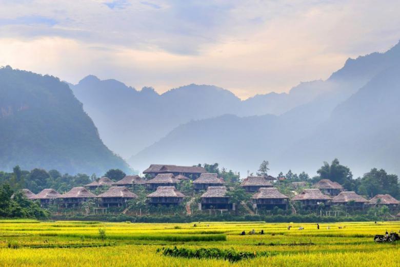Đà Nẵng - Mai Châu - Mộc Châu - Điện Biên - Lai Châu 4N3Đ + Vé Máy Bay