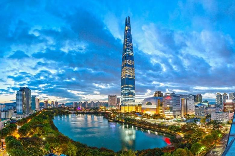 HN - Seoul - Everland - Nami 5N Bay VN/KE