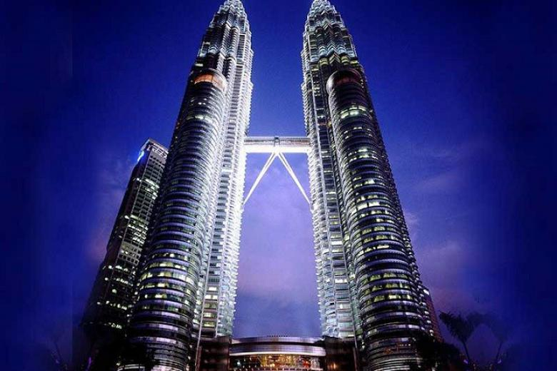 Hà Nội - Singapore - Malaysia - Indonesia 5N4Đ