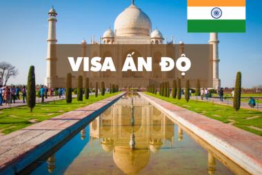 Dịch vụ làm visa Ấn Độ