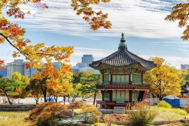 HCM - HongKong - Seoul - Nami - Everland 6N5Đ - Bay Cathay Pacific 5*