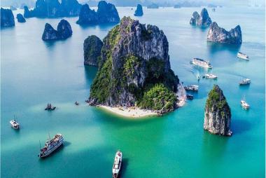 Hà Nội - Hạ Long - Động Thiên Cung - Làng Chài Ba Hang 1 Ngày