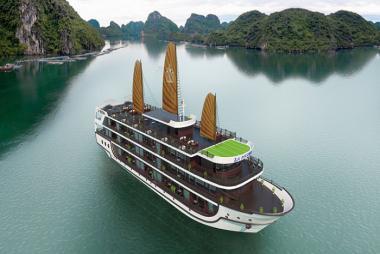 Hà Nội - Hạ Long 2N1Đ - Du thuyền La Regina Cruise 5*