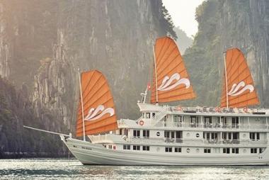 Combo Hạ Long 3N2Đ - Du Thuyền Paradise 5 Sao Giá Hấp Dẫn