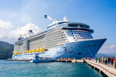 Hải trình Singapore - Malaysia - Thái Lan 6N5Đ - Du thuyền Quantum of the Seas