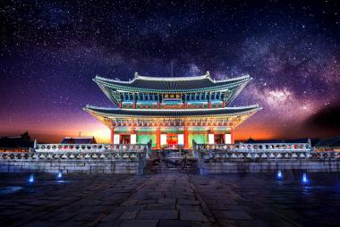 HCM - Hàn Quốc - Bắc Kinh 8N7Đ, Mùa Đông