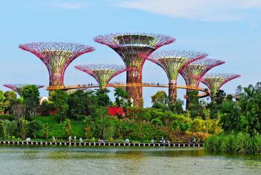 Hà Nội - Singapore 4N3Đ Bay Silk Air