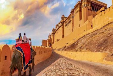 HCM - New Delhi - Agra - Jaipur 5N4Đ Bay Vietjet