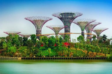 HCM - Singapore - Malaysia - Indonesia 6N5Đ Bay Scoot Air + Malindo Air
