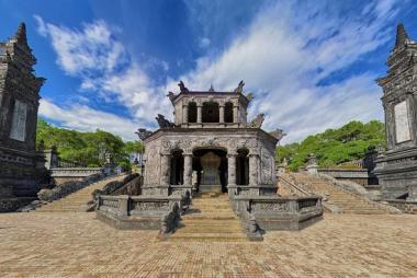 Landtour Đà Nẵng - Huế - Quảng Bình 3N2Đ