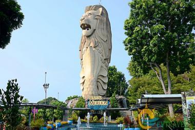 Hải Phòng  - Singapore - Đảo Sentosa 4N3Đ Bay Vietjet Air