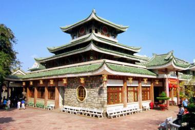 HCM - Châu Đốc - Viếng Miếu Bà Chúa Xứ - Cà Mau 4N3Đ Tết Âm Lịch 2020
