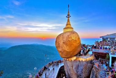 HCM - Yangon - Bago - Golden Rock 4N3Đ + Bay Vietnam Airlines