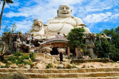 HCM - Châu Đốc - Viếng Bà Chúa Xứ Cầu An Đầu Năm 1N1Đ
