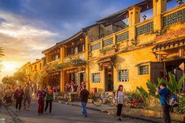 HCM - Đà Nẵng -Sơn Trà - Hội An - Bà Nà - Huế - Động Phong Nha 5N4Đ + Vé Máy Bay