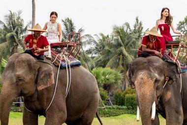 Hà Nội - Bangkok - Pattaya - 5N4Đ Bay Vietnam Airline