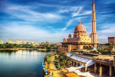 HCM - Singapore - Indonesia - Malaysia 6N5Đ Bay Vietjet