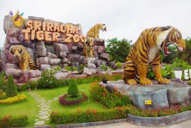 Hải Phòng - Hà Nội - Bangkok - Pattaya 4N3Đ Bay Lion Air + Ô Tô
