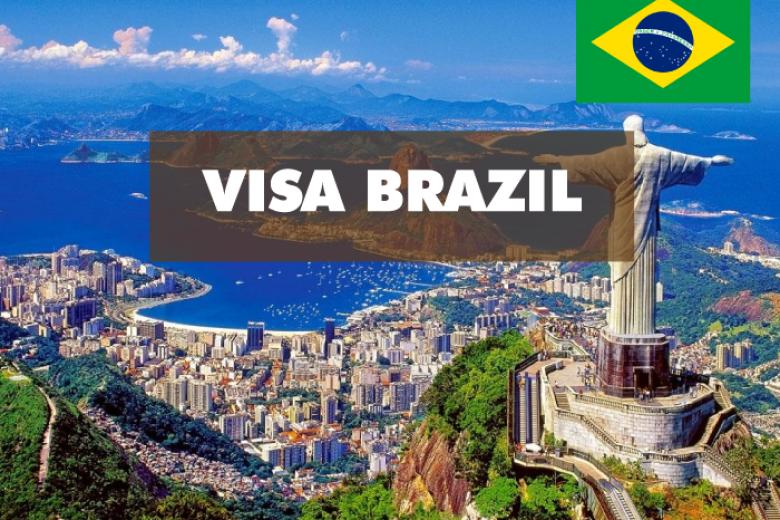 Dịch vụ làm visa Brazil