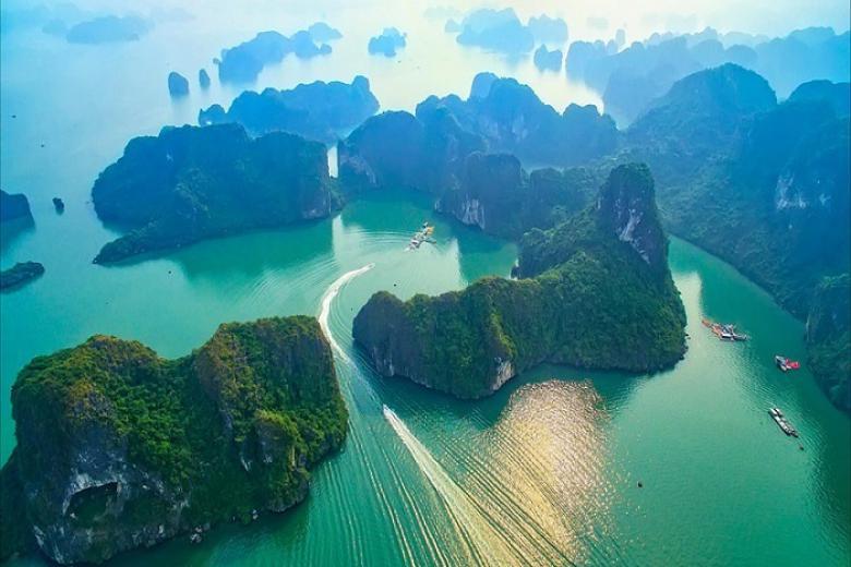 Hà Nội - Hạ Long 3N2Đ - Du thuyền 5* + Khách sạn Hạ Long 4*