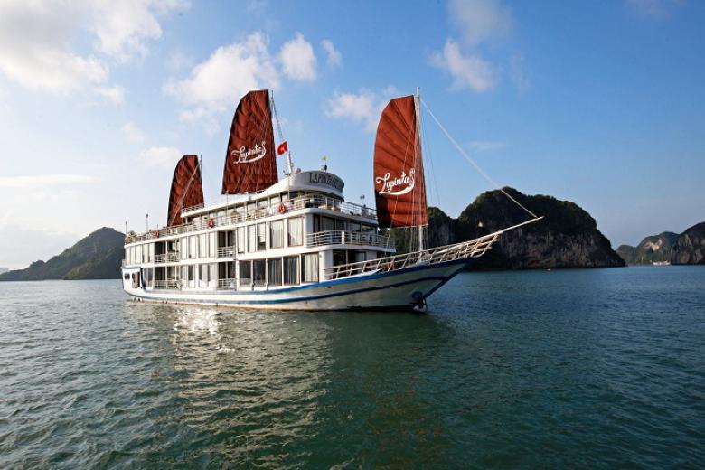 Hà Nội - Hạ Long 2N1Đ - Du thuyền Lapinta Cruise 5* - Cung đường mới