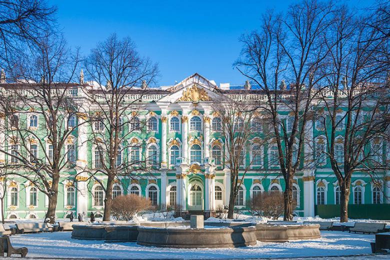 HCM - Moscow - Saint Peterburg 8 Ngày 7 Đêm Bay Aeroflot