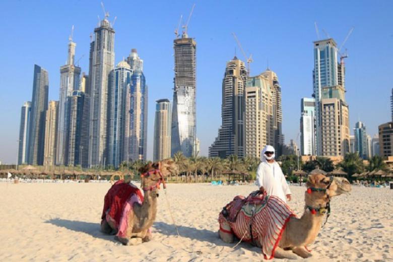HCM - Brunei - Dubai - Abu Dhabi 6 Ngày + Tặng City Tour Brunei + Vườn Hoa Miracle